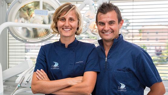 Stefano e Paola Daina