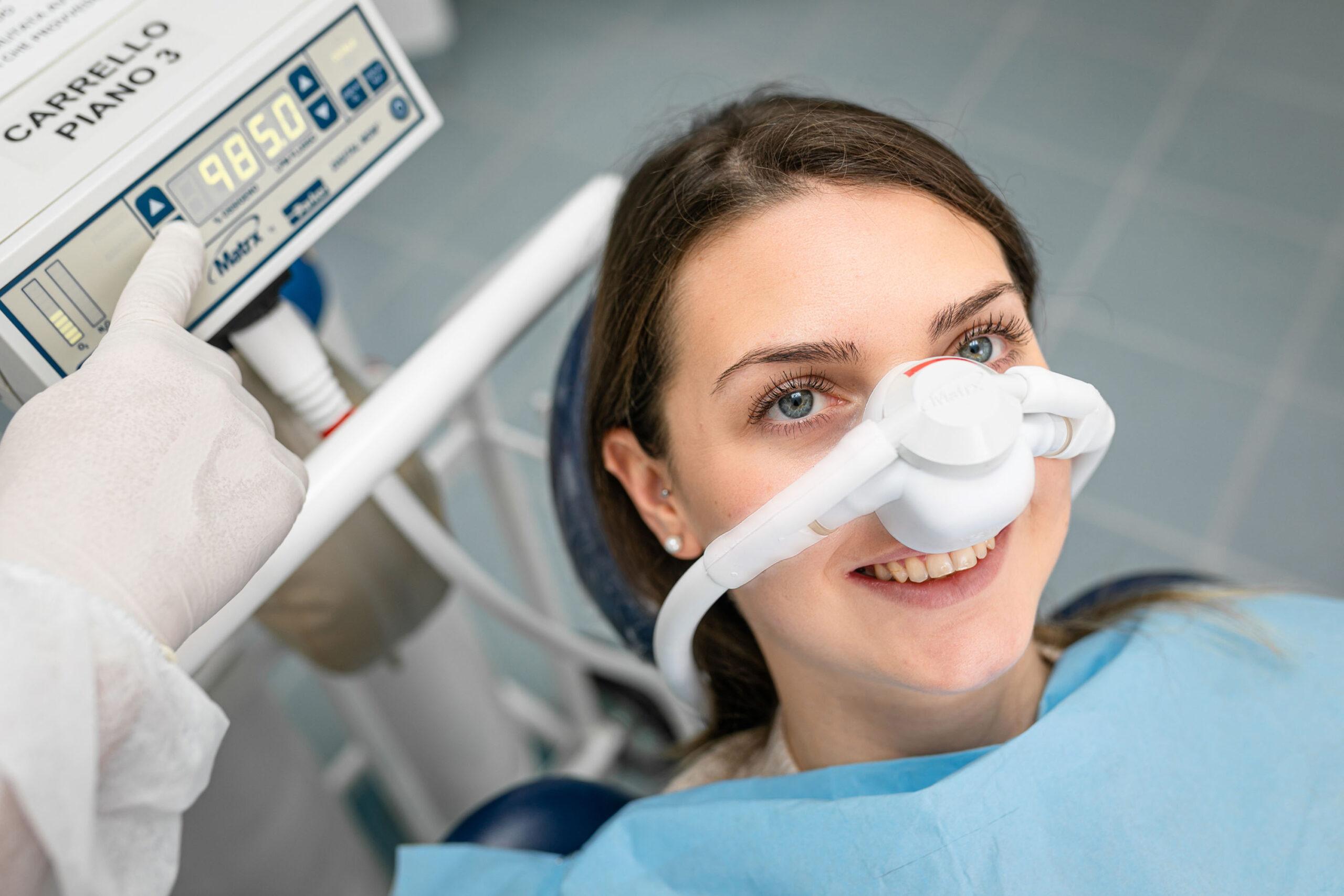 Trattamento pazienti odontofobici