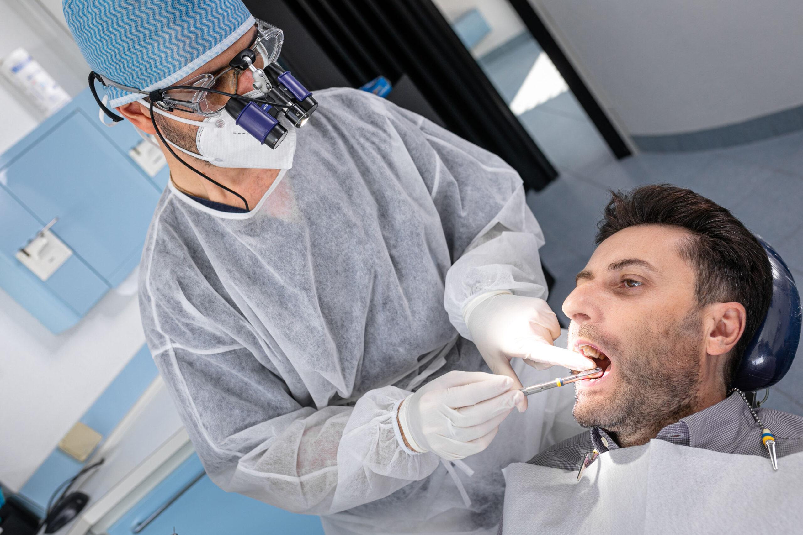 Protesi dentali fisse
